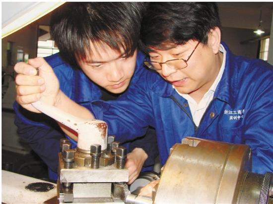 现代学徒制|质量诊断|诊改|专业建设|职业教育